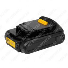 Аккумулятор для шуруповертов DeWalt Li-On 18В, 2,0Ач (аналог)