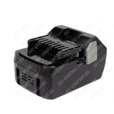 Аккумулятор для шуруповертов Hitachi 18В, 4,0Ач (аналог)