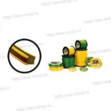 Леска триммерная d-2,00мм, 15м, сечение квадрат, упаковка стяжка, серия DUAL CUT