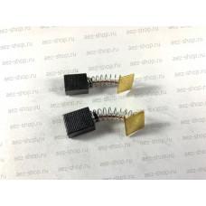 Электроугольная щетка 5х10х11,5 для Интерскол МП-65/550 (аналог 101.04.03.03.00)