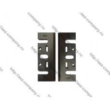 Комплект ножей AEZ серии GENERAL 82мм сталь HCS, для рубанков Макита,Интерскол,Китай