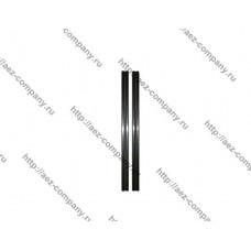 Комплект ножей 102х5,5х1,2мм, для рубанков, сталь HCS, серия GENERAL
