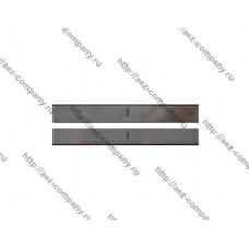 Комплект ножей AEZ серии GENERAL для деревообрабатывающих станков Могилев, сталь HCS 180х25х2,5мм