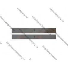Комплект ножей AEZ серии GENERAL для деревообрабатывающих станков Могилев, сталь HCS 200х25х2,5мм