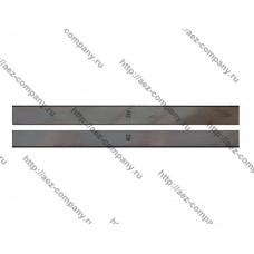 Комплект ножей AEZ серии GENERAL для деревообрабатывающих станков Могилев, сталь HCS 300х25х2,5мм