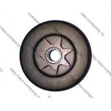 Барабан сцепления для бензопил Husqvarna 137,142 цельная серии Professional (аналог 5300481-32)