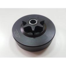 Барабан сцепления для HOMELITE CSP3816, CSP4016, CSP4518, CSP4520 D64,5мм  (аналог 308074001)