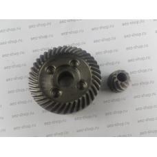 Коническая пара для УШМ Hitachi G13SS D45x11мм H-15мм, d14x6 h-11мм (аналог 330699)