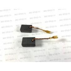 Электроугольная щетка 6х11х16 для Интерскол УШМ-125/1100, AG 125/1100