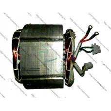 Статор подходит для генератора: мощностью 2,5кВт, длина по железу 85мм, диаметр 160мм для Интерскол