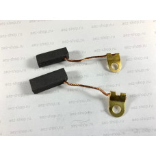 Электроугольная щетка 5х8х20 Поводок-флажок (для МЭС-450, МЭП-500, МЭС-600)