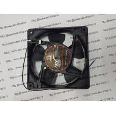 Вентилятор для охлаждения техники 120x120мм, h-25мм, 220В, 0,35А