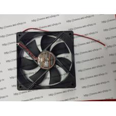 Вентилятор для охлаждения техники 120x120мм, h-25мм, 24В, 0,35А