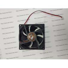 Вентилятор для охлаждения техники 92x92мм, h-25мм, 12В, 0,35А