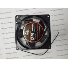 Вентилятор для охлаждения техники 92x92мм, h-25мм, 220В, 0,35А