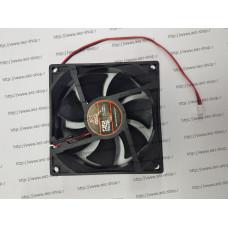 Вентилятор для охлаждения техники 92x92мм, h-25мм, 24В, 0,35А