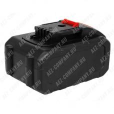 Аккумулятор для шуруповертов Dexter, Vortex и их аналогов, тип 4, 18В, 3,0Ач