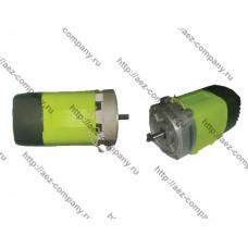 Двигатель ДК-110 (мощность 1600 Вт) подходит для С-зернодробилки Фермер