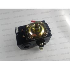Автоматика (реле давления) компрессора на 1м-6ти двигателях 5-8кг/см2 выход резьба 1/4 мама