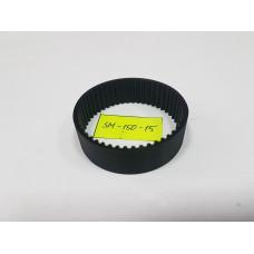 Резиновый ремень для газонокосилки DeFort DLM-1000