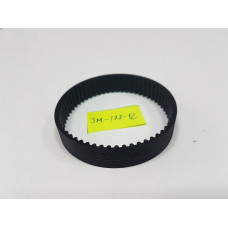 Резиновый ремень для рубанков Black&Decker KW-713, KW-713A, KW-713K, 715, BD-713, 713K