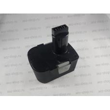 Аккумулятор для шуруповертов Интерскол ДА-12ЭР-01, Ni-Cd, 12В, 1,5Ач (аналог 29.02.03.00.00)