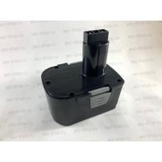 Аккумулятор для шуруповертов Интерскол ДА-12ЭР-01, Ni-Cd, 12В, 2,0Ач (аналог 29.02.03.00.00)