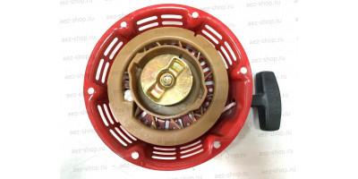 Ручной стартер подходит для двигателей 160F, 168FA, 168F-1, 168FB, 168F-2, 170F (аналог 23100/168F)