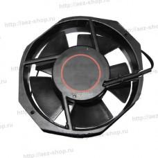 Вентилятор для охлаждения техники 172x172мм, h-150мм, 38В, 0,35А