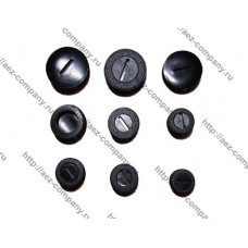 Заглушка пластиковая для электроугольных щёток (22x1x1,25)