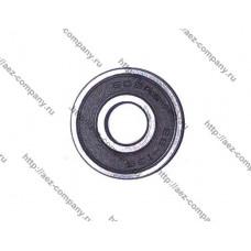 Подшипник 608RS, D-22x8мм, H-7мм, оплетка резина