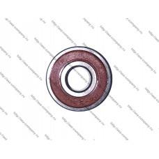 Подшипник 6201-2RS, D-32x12мм, H-10мм, оплетка резина