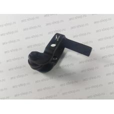 Направляющий ролик для лобзика Китай тип N, D колеса 12мм, рама 33х31x20мм