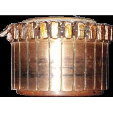 Коллектор для якоря тип13 (D-29, d-14,5, h-22, 28 ламелей, крючки продороженный)