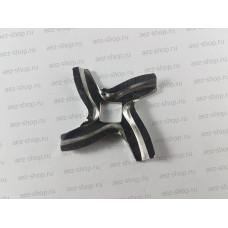 Нож для мясорубок Moulinex 4х-гранный квадрат 8,4х8,4мм, D-46мм, толщина 4,5мм (аналог 6990035)
