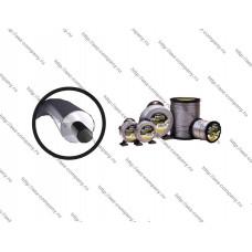Леска триммерная d-2,00мм, 15м, сечение круг, упаковка стяжка, серия DUOLINE