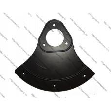 Защитный кожух для электро и бензокосы под диск