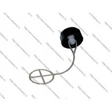 Крышка бака для китайских бензокос тип A3, диаметр внутренней резьбы 38мм, наружний D-47,5мм