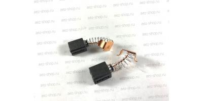 Электроугольная щетка 6х10х11 для Интерскол УШМ-125/900, УШМ-115/900 (аналог 41.04.03.02.00)