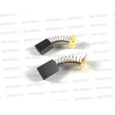 Электроугольная щетка 6х10х13 для Интерскол Д-1050Р, Д-16/1050Р, Р-110/1100М (аналог 05.04.04.02.00)