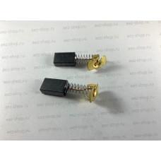 Электроугольная щетка 6х11х17 для Интерскол ПЦ-16Т-01, ПЦ-16/2000Т (аналог 43.05.03.02.00)