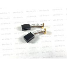 Электроугольная щетка 5х8х11 для Интерскол ПШМ-300Э, ПШМ-300Э-01,ПШМ-115/300Э(аналог 30.05.01.00.00)