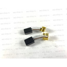 Электроугольная щетка 5х8х11 для Интерскол Д-500ЭР, Д-550ЭР (аналог 01.04.03.02.00)