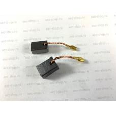 Электроугольная щетка 6х10х14 для Интерскол ДП-165/1200, ДП-140/800 (аналог 96.04.03.03.00)