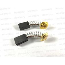 Электроугольная щетка 5х11х16.5 для Makita 2107F/4101RH/4131 (СВ-303А,СВ 304А) (аналог 191963-2)