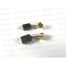 Электроугольная щетка 6х9х12 для Makita HR2450 (СВ-419А) (аналог 191962-4)