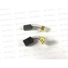Электроугольная щетка 5х8х12 для Makita 6701B, UH4500, UH6300 (CB-55) (аналог 181026-2)