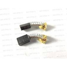 Электроугольная щетка 6х10х14,5 для Makita HR1800, HR2510 (СВ-105) (аналог 181038-5)