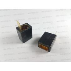Щеткодержатели (2шт) для Интерскол ДП-1200 (6х11 втулка) (аналог 21.04.03.01.00)