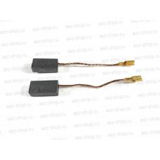 Электроугольная щетка 5х8х15, Поводок клемма-мама подходит для Kress РХС 750,РХС 600